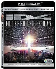 Independence Day 20th Anniversary 4K Ultra HD Blu-ray