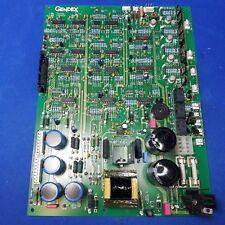1998 Dental Gendex 9000 Xray X-Ray Control 124-0228 Circuit Board