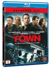 The Town (Theatrical and Extended Cut) Blu Ray