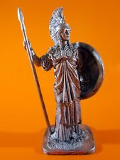 Tin Soldiers 54mm. The Roman goddess Minerva 54-27