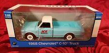 1968 Chevrolet C-10 Pickup Truck Diecast 1/25 Bohnenkamp's Ace Hardware