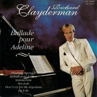 Richard Clayderman Ballade pour Adeline (compilation, 1977-84)  [CD]