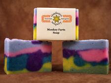 Homemade Soap ~Monkey Farts ~ Handmade Soap ~ KIDS LOVE THIS !!!