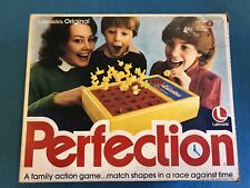 VINTAGE Perfection Game 1975 Lakeside--100% Wonderful and 100% Complete