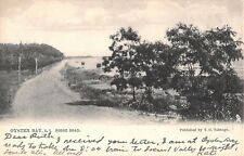 1907 Shore Road Oyster Bay LI NY post card Tuck