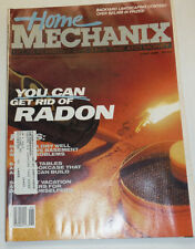 Home Mechanix Magazine You Can Get Rid Of Radon June 1988 100214R1