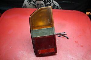 1990-98 SUZUKI SIDEKICK Driver LEFT Tail Brake Light Lamp Lens OEM