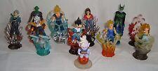 Dragon Ball Z GT Gapashon Capsule Figure Lot 11 Anime Vending DragonBallZ Toys