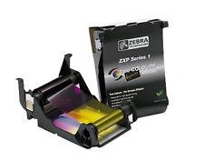 Zebra ZXP Series 1 Colour Ribbon YMCKO 100 Image - 800011-140