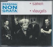 PERSONA NON GRATA - Samen / Vleugels CD MAXI 4TR 1999 HOLLAND PRINT
