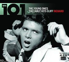 101 - The Early Hits Of Cliff Richard - 4CD Boxset