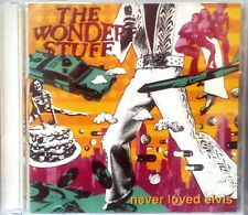 The Wonder Stuff - Never Loved Elvis (CD 1991)