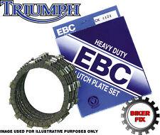 TRIUMPH Trophy 1200 (4cyl) 92-01 EBC Heavy Duty Clutch Plate Kit CK5588