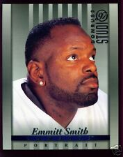 1997 DONRUSS STUDIO EMMITT SMITH 8X10 CARD #22  COWBOYS