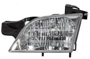 HEADLIGHT ASMBLY 97-04 VENTURE, SILOUETTE, TRANSPORT LEFT SIDE