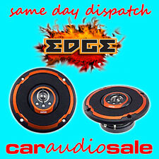 "EDGE ED204 E2 120 WATT 4 WAY 4"" INCH 10CM COAXIAL CHEAP CAR VAN DASH SPEAKERS"