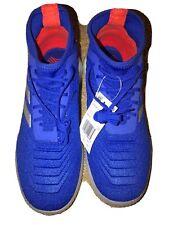 Adidas Predator 19.1 TR Blue Red White Boost BB9081 Mens Size 7.5 Soccer Trainer