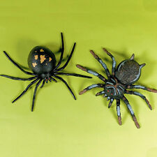 4X Halloween Arañas Detalles Rellenos Botín Tuco Tratamiento Espeluznante