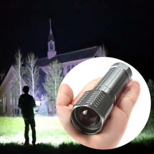 High Power 3000Lumen Zoomable CREE LED Flashlight Torch Zoom Light Adjustable MT
