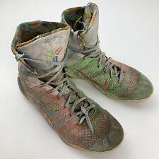 Nike Kobe IX 9 Elite High Premium What The Men's Shoes Size 11.5 (678301-904)
