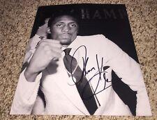 Thomas Hearns Signed 8x10 Photo