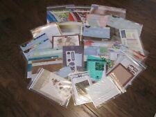 Huge Lot~Creative Memories Scrapbook Paper, Stickers & Embellishment Kits