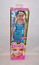 2014 TARGET EXCLUSIVE Barbie Blue Chevron Dress