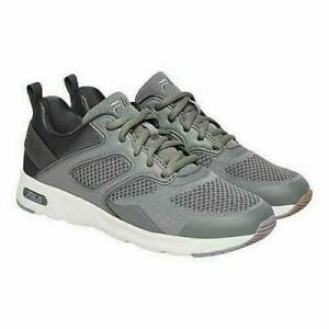 Fila Women's Memory Frame V6 Athletic Tennis Shoes, Grey/Light Purple