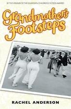 Grandmother's Footsteps (Moving Times Trilogy), Rachel Anderson, New Book