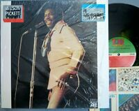 Wilson Pickett IN PHILADELPHIA re lp Atlantic SD 8270 Rhino Records SHRINK