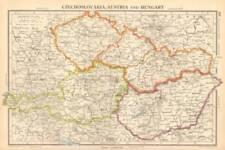 1940-1949 Date Range Antique World Atlas Maps