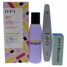 OPI Expert Touch Manicure Prep Kit - Laquer Remover / Cuticle Pusher / Buffer ++
