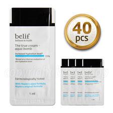 [ belif ] The True Cream Aqua Bomb 1ml x 40pcs Exp 2022 Korea Cosmetics