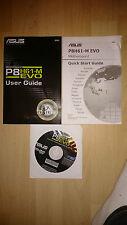 ASUS P8H61-M EVO User Guide, Handbuch mit Treiber CD
