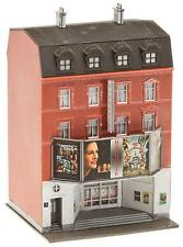Faller N 232264 Stadthaus mit Altstadtkino Harmonie 100 x 88 x 150 mm NEU&OVP