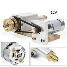 1x Cnc Punching Edm Drilling Machine Rotate Electrical Head Dc 12V Motor Tool Us