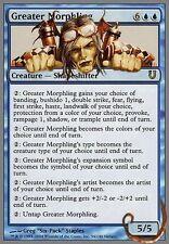 Greater Morphling MTG MAGIC Unh Unhinged English