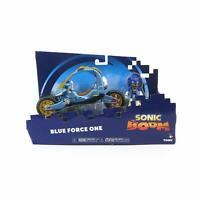 "Sonic Boom Action Figure and Vehicle - Blue Force One & 3"" Sonic Figure"