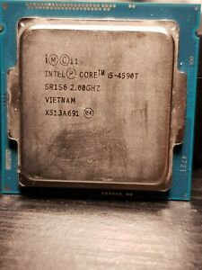 Intel Core I5-4590T 2.0GHz Quad-Core LGA 1150 (Tested)