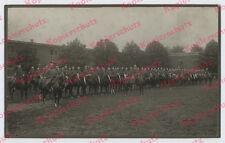Foto Kuban 5. Esk. Ulanen-Regiment 7 Colsman Weitz Jung Kaserne Saarbrücken 1913