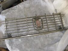 FIAT 1600S   Osca  FRONT GRILL