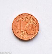 1 cent Euro coin Austia Ein Euro cent Gentian 2014 MC238