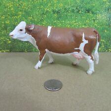 Schleich Simmental Cow Retired 13641