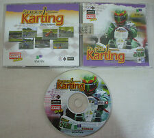 SUPER 1 KARTING SIMULATION - PC CD ROM - game - video gioco - games - videogioco