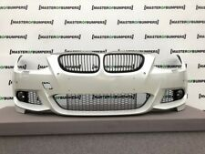 BMW 3 SERIES M SPORT E92 E93 LCI 2010-2013 FRONT BUMPER IN WHITE GENUINE [B58]