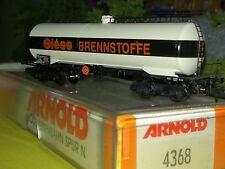 "Arnold 4383, Kesselwagen  ""Siess-Brennstoffe KG"",  Bludenz, ÖBB, top, EVP"