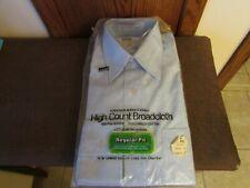 New, Sealed. Vintage Montgomery Ward Men's Dress/ Casual Dress Shirt. 15  32-33