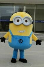 Minions Despicable Me Mascot Costume EPE Fancy Dress Outfit Adult free shipping7