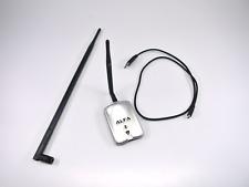 Alfa 1000mW 802.11b/g Long Range USB WiFi Adapter AWUS036H - w/ext range antenna