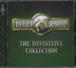 LITTLE RIVER BAND The Definitive Collection CD (2002) LRB *Remastered